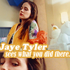 doom_cheesepuff: Jaye Tyler sees what you did there (wf, see what you did there)