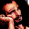 inebriety: (tony › weight of the world)