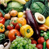 amadi: An appetizing array of various fruits and vegetables. (Food)
