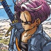 apollymi: Trunks staring off in the middle distance, no text (DBZ**Trunks: Sentinel)