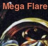 megaflare_ff: Detail of FFX Bahamut with the words Mega Flare (ffx bahamut)