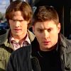 withdiamonds: (sam and dean walking)
