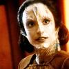gavagai: Kira from DS9 in Cardassian makeup (kira identity crisis)