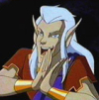 tricksters_queen: A picture of Puck from Disney's Gargoyles, clapping his hands cheerfully. (Puck pleased)