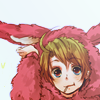 "elydesia: "" fullmetal alchemist "" (alphonse rabbit costume)"