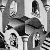 steorra: Detail from the picture Convex and Concave by Escher (escher)