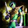 levade: (Green Ranger, GR)