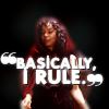 """wealhtheow: Liz Ten: """"Basically, I rule."""" (LizTenRules!)"""