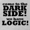 "torra: Text: ""Come To The Dark Side, We Have Logic"" (Dark Side/Logic)"