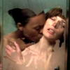 ext_22444: Aisha Tyler and Milla Jovovich. No wonder there's steam. (Ashley Magnus)