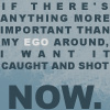 """kivrin: the words """"if there's anything more important than my ego around I want it caught and shot now."""" (hitchhikers quote (everlyn))"""