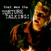"kivrin: Wash from Firefly saying ""that was the torture talking!"" (wash torture (cannons_fan))"