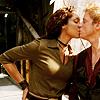 kivrin: Wash and Zoe from Firefly kissing (wash&zoe kiss (seanarenay))