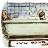 kivrin: Winne the Pooh in the bath (pooh bath (curtana))