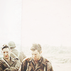 macbeth: (we were soldiers not heroes)