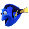 jesse_the_k: Finding Nemo's Dory, the adventurous fish with a brain injury (dain bramage)