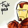 dorkpie: ([ironman] ironman: fuck yeah)