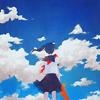 chibichan: → sky (misc » sky's still blue)