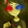 sollux: Art: kaymurph @ tumblr (Default)