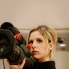 anaraine: Buffy Summers aiming her rocket launcher. ([btvs] this is my boomstick)