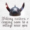 misscam: (Vikings!)