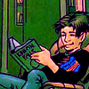 nerdylilspidey: (reading is fun!)