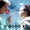 soulswallo: (SW-HL-Good Kiss)