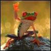 woggy: (Hi Frog)