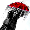 soulswallo: (Heroes-Red umbrella in the rain)