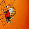 soulswallo: (Calvin-Crap! I'm caught in a spider web!)