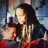 turlough: Seamus Zelazny Harper hugging Tyr Anasazi ((andromeda) big hug)