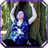 belenen: (tree goddess)