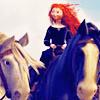 Princess Merida of Clan DunBroch