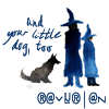 ravurian: (and your little dog too)