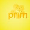juniorhealerprim: Yellow primrose with Prim (THG Card Prim)