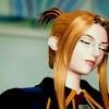 lassarina: Quistis from Final Fantasy VIII, looking annoyed. (Quistis: Exasperated)