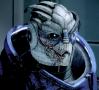 sporky_rat: Garrus, Mass Effect 2 (sick)