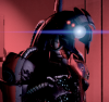 sporky_rat: Legion, being serious.  As a Geth, he can't not be serious.  (Group Seriousness)