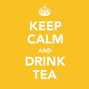 lizcommotion: Keep Calm and Drink Tea (tea keep calm)