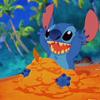 lyktemenn: (Stitch  in sand)