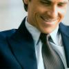 chiroptophobic: (Bruce; Laughing)