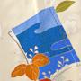 silvercat17: book from a kimono (book)