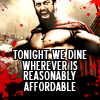 nianeyna: Tonight we dine wherever is reasonably affordable! (300 dining)