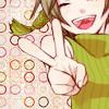 mako_lies: Yuffie peace sign (12)