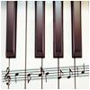 nevermore: (piano keys)