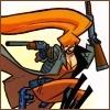 brownbetty: Elsa Bloodstone, w/ weapons (Elsa)