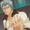 "cothurnus: ""I have an arm?????"" (Grimmjow)"