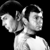 mari4212: Dr. McCoy and Spock (team science)