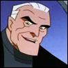 red_eft: Bruce from Batman Beyond, grinning craftily (old!Bruce: *grins*)