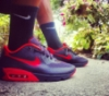 sneak_peek: Bright Crimson Air Max 90s (pic#4673498)